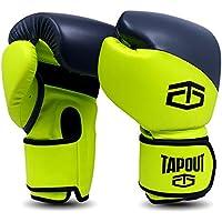 Tapout Atomic Boxhandschuhe aus Dura-Leder f/ür Kinder und Erwachsene Gr/ö/ße 4 Unzen 16 Unzen ** freie Handwickel **