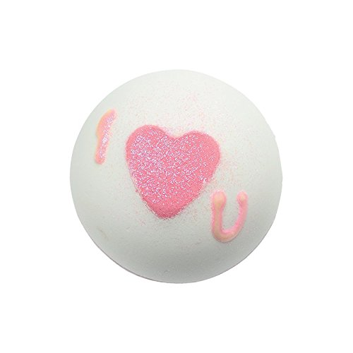 Bomb Cosmetics - Boule de Bain Heart That Glitters Bomb Cosmetics