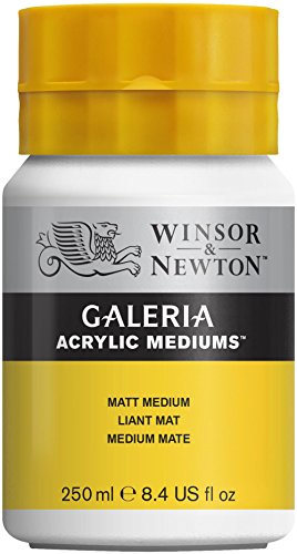 Winsor & Newton Galeria Medium Opaco 250 ml Vaso