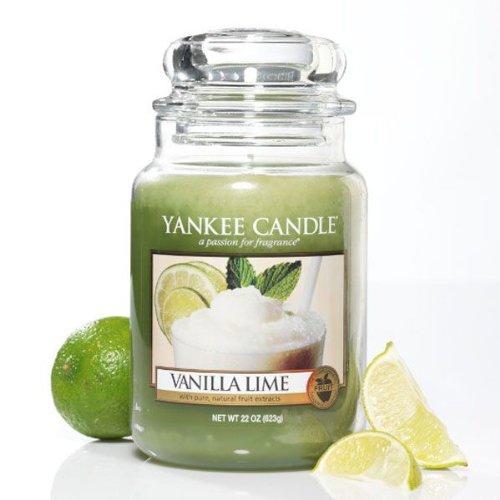 Yankee Candle Duftkerze Housewarmer Vanilla Lime (623g)