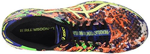 Asics Gel-Noosa Tri 11, Chaussures de Running Compétition Homme Orange (hot orange/flash yellow/asics blue 3007)