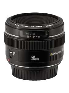 Canon EF5014U EF50mm f/1.4 USM Lens - Filter Size - 58mmCanon EF5014U EF50mm f/1.4 USM Lens - Filter Size - 58mm