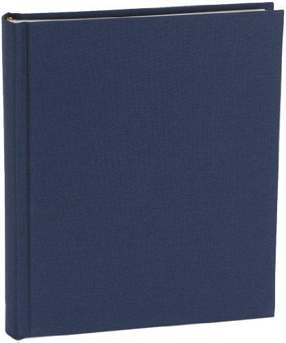 album-m-marine-40-blatt-fotokarton-und-pergamin-zwischenblatter-einklebe-fotobuch-semikolon-qualitat