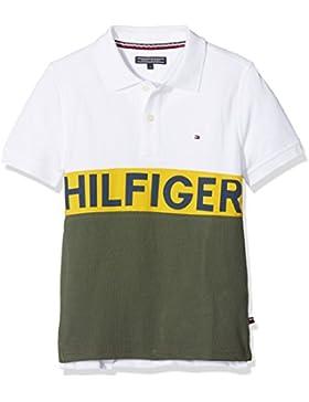 Tommy Hilfiger Stripe Block S/S,