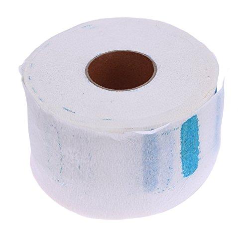 occitop Einweg Hals Papier Rolle Salon Haar Schneiden Waschen Zubehör Werkzeug - Rolling Cookie-cutter