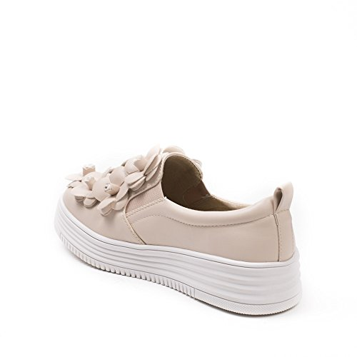Ideal Shoes ,  Ballerine donna Beige