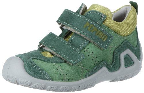 Ricosta RAIS 1728600, Unisex-Baby Lauflernschuhe, Grün (SMARAGD 561), EU (Smaragd Schuhe Erwachsene)
