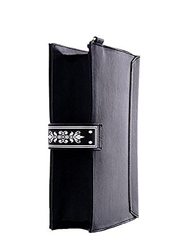 Restyle - borsa in stile gotico Unisex – adulto Bianco e nero 100% Original De Italia cMkXjhE