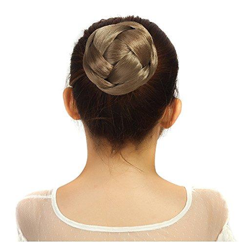 Und Seemann Kostüm Meerjungfrau - Bluestercool Haarteil Perücke Haar Ring, European Retro Hair Bag 80er Jahre Perücke Frauen Kostüme