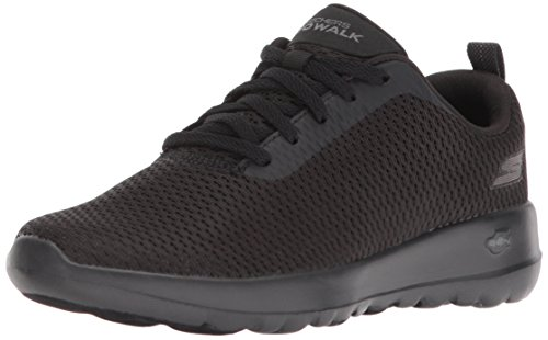 Skechers Go Walk Joy-Paradise, Sneaker Donna, Nero (Black), 37 EU