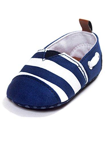 LMMVP-Schuhe Babys Babyschuhe,LianMeng Baby Kleinkind Weiche Turnschuhe Hausschuhe Mädchen Kleinkind Schuhe (11 (0~6M), Blue)