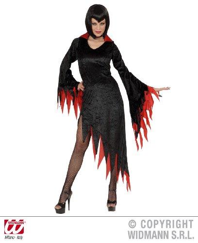 Kostüm Halloween (Large, rot) (Dracula-kostüme Frauen)