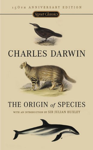 The Origin Of Species: 150th Anniversary Edition