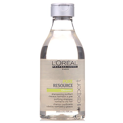 L'Oréal Professionnel Serie Expert Pure Resource reinigendes Shampoo, 250 ml, 1er Pack, (1 x 0,25 L)