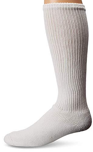 Wigwam King Socken aus Baumwolle, Herren, King Cotton, weiß, X-Large (Wigwam-tube-socken)