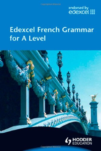 Edexcel French Grammar for A Level (EAML)