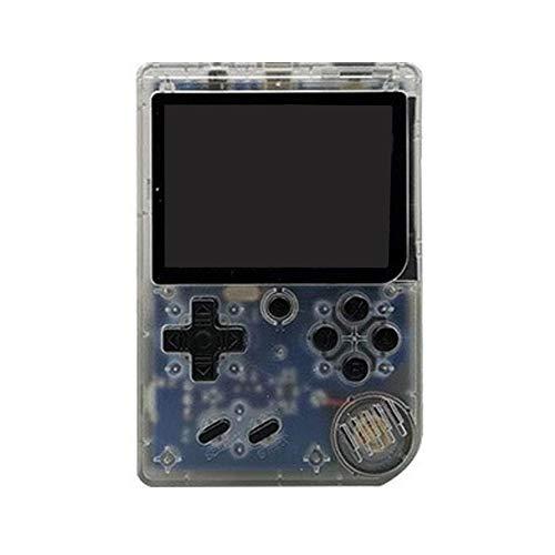 IrahdBowen Tragbare Spielkonsole, 3 Zoll-Spielkonsole 168 Spiele Retro Videospiel-Konsole mit Einem USB-Leser für Kinderfreunde Eltern, Retro- Spiel-Konsole Kinder