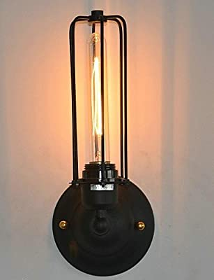 SSBY American Vintage Iron Wall Lamp