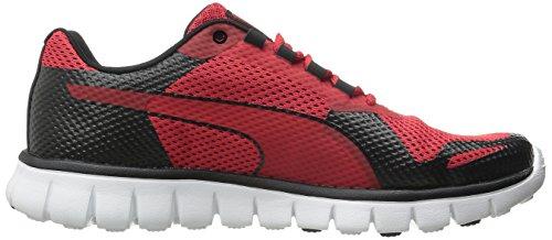Puma Blur Toile Chaussure de Tennis High Risk Red-Black