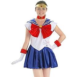 Disfraz de Sailor Moon
