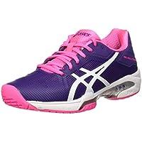 Asics Gel-Solution Speed 3 W, Zapatillas de Tenis para Mujer