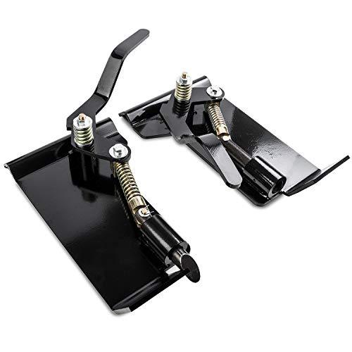 Universal Skid Steer Quick Tach Konverversion Adapter Quick Tach Bobtach Latch Box Anschweißen -