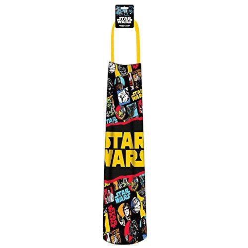 Delantal adulto Star Wars comic