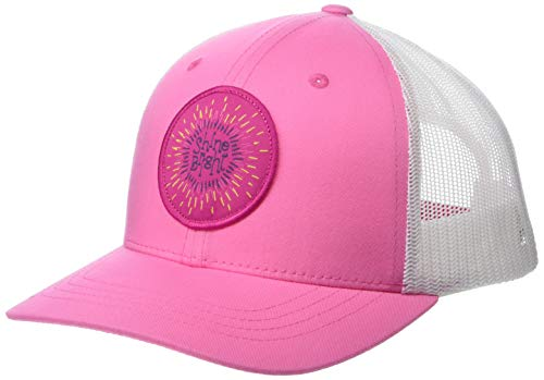 Columbia Kinder Cap Columbia Youth Snap Back Hat, Lollipop/Circle Patch, One size, 1769681 Columbia-mesh-hut