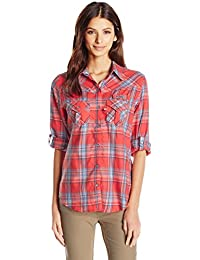 Columbia Sportswear Women s Beadhead Flannel Long Sleeve Shirt