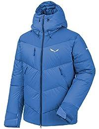 SALEWA Ortles Heavy Ptx/Dwn M Jkt - Chaqueta para hombre, color azul, talla 52/XL