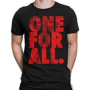 One for all - My hero academia inspired T-Shirt