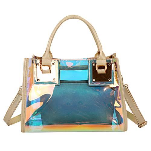 Mitlfuny handbemalte Ledertasche, Schultertasche, Geschenk, Handgefertigte Tasche,Damenmode Neue Multifunktionsfarbe Handtasche Messenger Bag Schultertasche