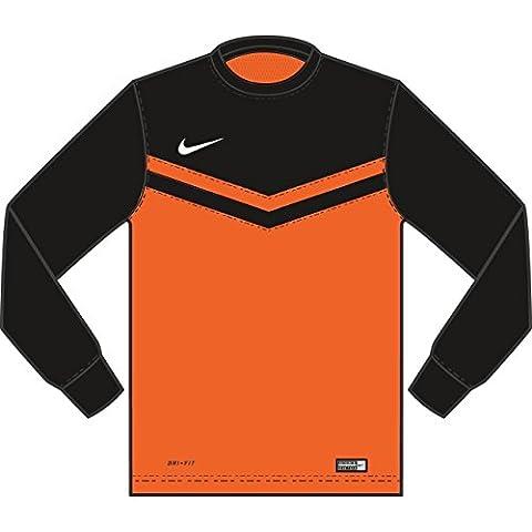 Bambini Jersey Nike Victory II LS, Bambini, Jersey Victory II LS, Arancione/Nero - Arancione Nike Jersey