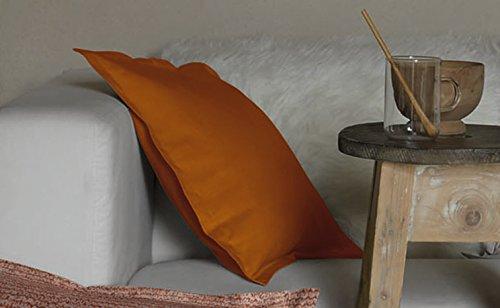 'Housse de coussin décoratif taie d'oreiller d'ameublement 40 x 40 cm Housse \