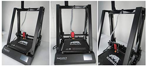 D9 MK 2 (500) 3D-Drucker Duplizierer 9 Mark 2 II Großformat Druckgröße 500mm Monster-Größe, BL Touch Leveling, Live-Z-Abstimmung - 6