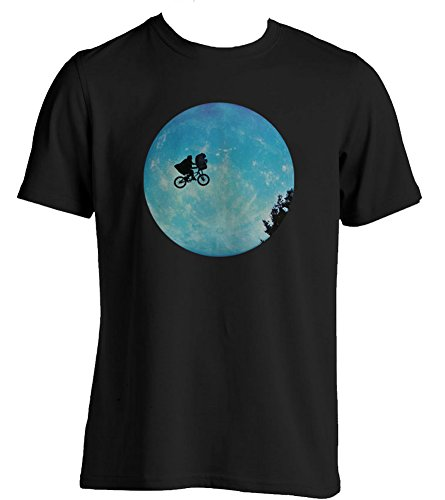 E.T. Moon Scene Men's T-Shirt