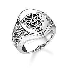 THOMAS SABO Men Silver Ring TR2273-698-11-48