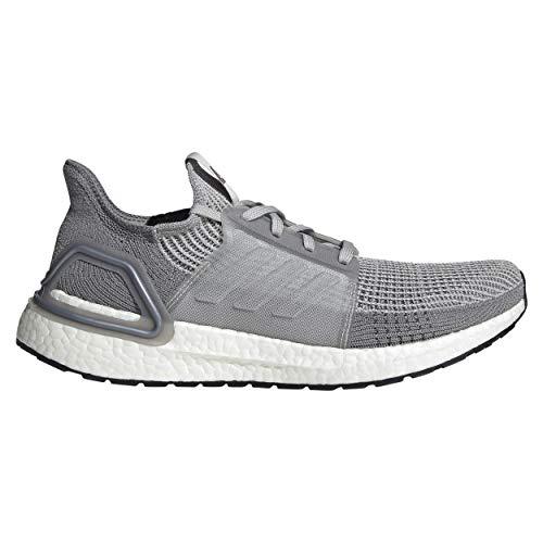 Adidas Ultraboost 19 Zapatilla para Correr en Carretera o Camino de Tierra Ligero con Soporte Neutral para Hombre Gris 40 2/3 EU