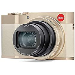 "Leica C-Lux Appareil-Photo Compact 20,1 MP 1"" MOS Or - Appareils Photos numériques (20,1 MP, 1"", MOS, 4K Ultra HD, Écran Tactile, Or)"