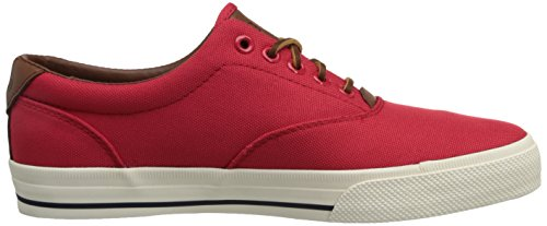 Polo Ralph Lauren Vaughn Cordura Sneaker red