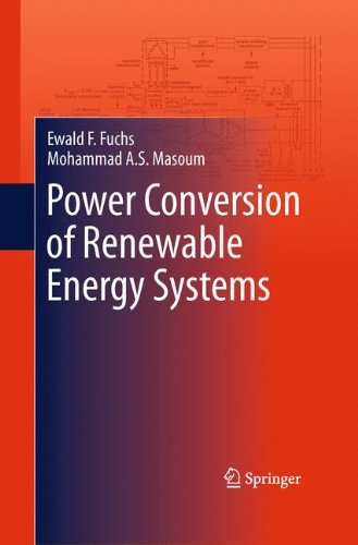 Power Conversion of Renewable Energy Systems par Ewald F. Fuchs