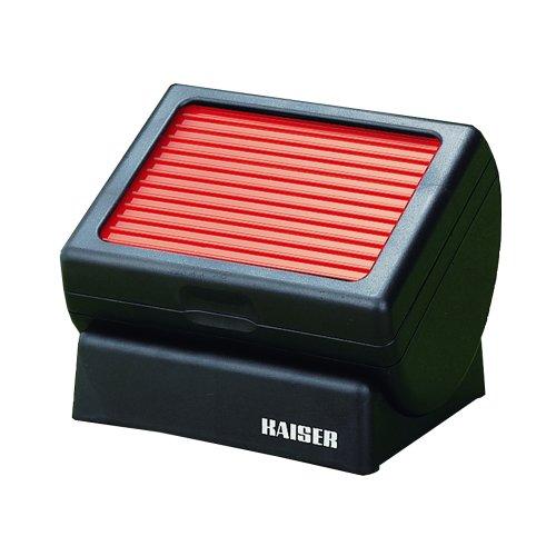 Kaiser Fototechnik 4018 - Luz de seguridad para cuarto oscuro, rojo