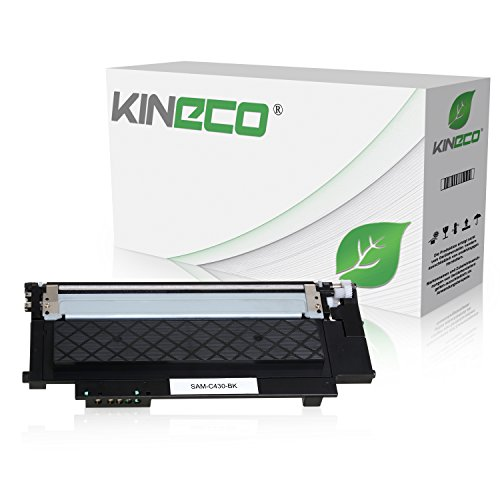 Preisvergleich Produktbild Toner kompatibel zu Samsung Xpress C480W/TEG, C480FW/TEG, Xpress C430W/TEG - CLT-K404S/ELS - Schwarz 1.500 Seiten