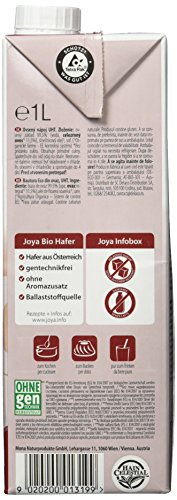 Joya Bio Hafer Drink – 10 x 1l - 5