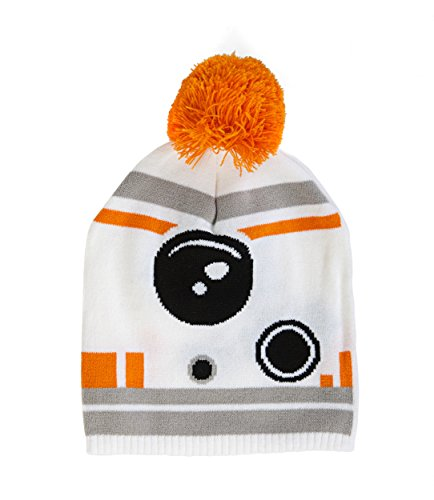 Star Wars VII: The Force Awakens BB-8 Pom Beanie Hat