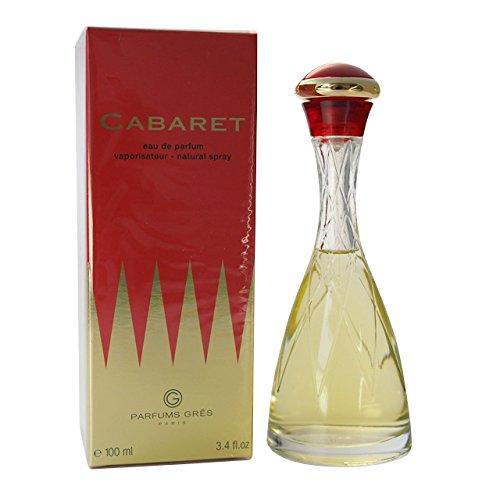 Cabaret de Parfums Gres Parfums Gres Eau De Parfum en flacon vaporisateur 3.4 oz/95 ml