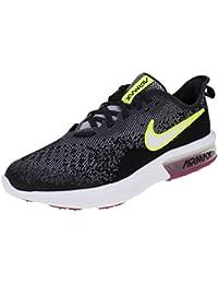 best sneakers 3e03d 444cd Nike Air Max Sequent 4 (GS), Chaussures d Athlétisme garçon