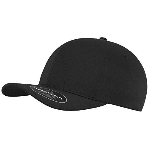 Flexfit casquette Delta Noir noir Noir - noir
