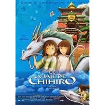 El viaje de chihiro video