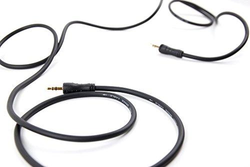 DURAGADGET PREMIUM Audio-Kabel für GOOGLE Nexus 4 / Nexus 7 (1. & 2. Generation) / Nexus 10 Tablet PCs - Handliches Buch Lkw